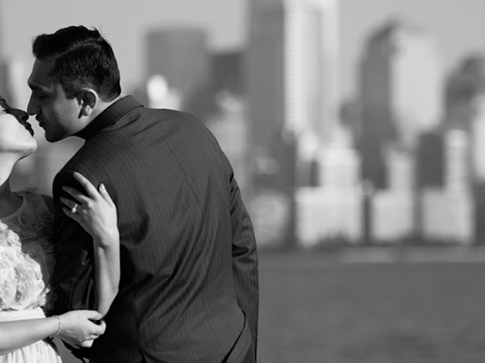 Engagment Photo New York City, Hoboken New Jersey
